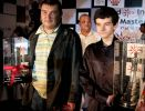 Left to me is Aleksey Aleksandrov with queen's cup. We shared first place in Bhubaneswar (India), but I got king by coeficient..